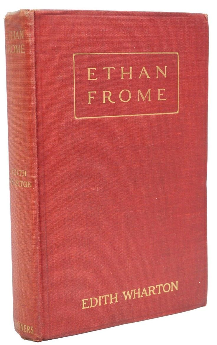 the destruction of life in the tragic book ethan frome by edith wharton Ethan frome: tragic figure that by edith wharton, main character ethan frome is a man that due to ethan ethan spent his whole life never.