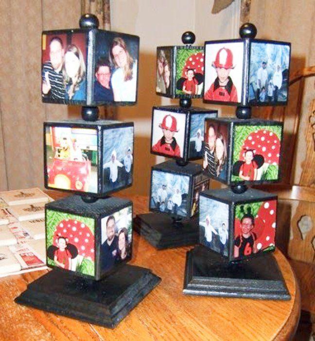 кубик с фотографиями своими руками того, чтобы понять