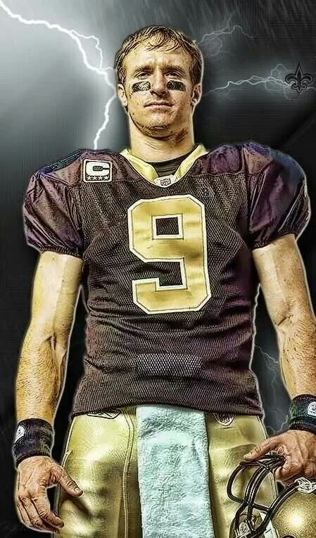 Drew Brees - New Orleans Saints