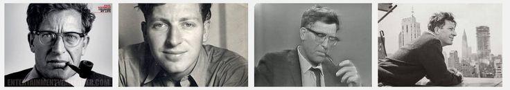 """Paul Goodman...""""Personalidad Compleja, con muchas similitudes con Fritz"""". """"juvenil, alegre, insolente e insubordinado; dos veces casado, tenía hijos, pero agresivamente promiscuo"""""""
