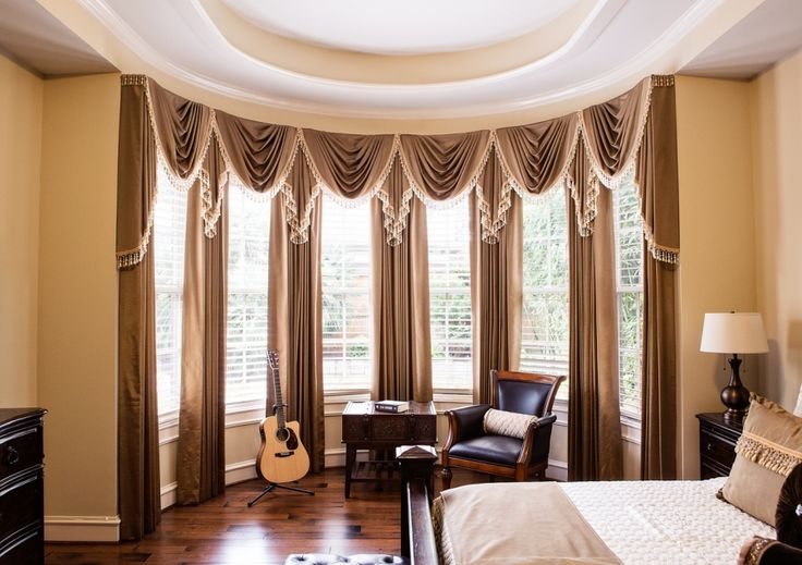 Best 25+ Bow window treatments ideas on Pinterest