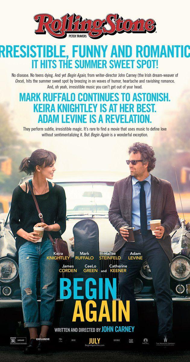 Begin Again (2013) cast and crew credits, including actors, actresses, directors, writers and more.