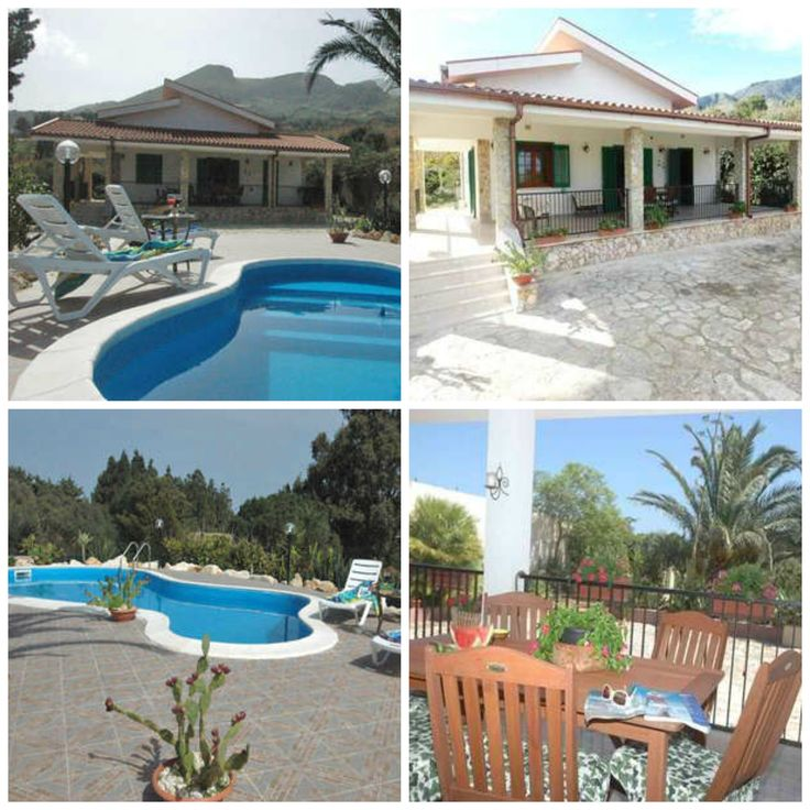 Book Villa Contrada in Scopello NOW! http://www.villas-italy.it/property/villa-contrada