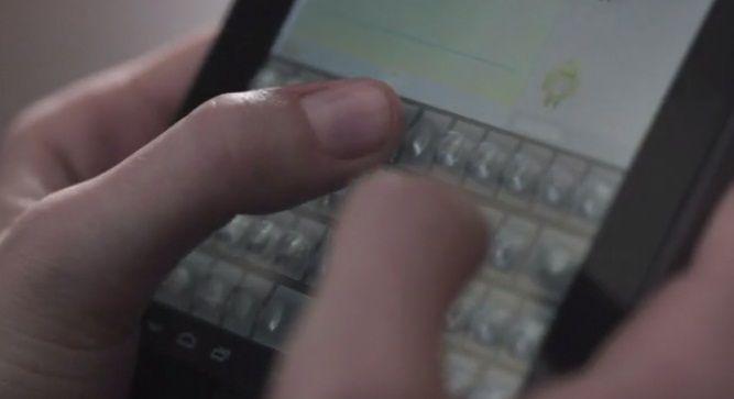 Вскоре может появиться чехол с динамической клавиатурой для iPad