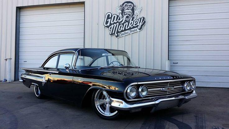 Gas monkey garage 1960 chevrolet bel air cool car stuff for Garage bel auto 38400