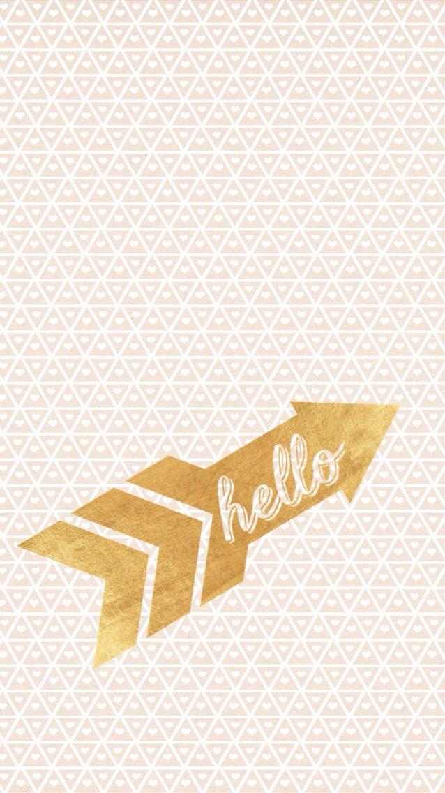 Hello. Cute iphone wallpaper.