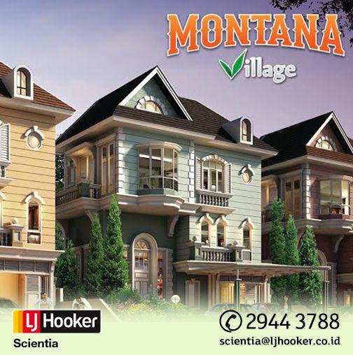 Montana Village @ Paramount Serpong