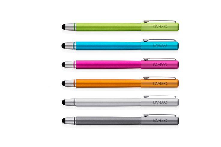 Stylo numérique haut de gamme pour Apple® iPad® et autres appareils mobiles, Bamboo Stylus est idéal pour dessiner, réaliser des croquis et prendre des notes sur votre appareil mobile.