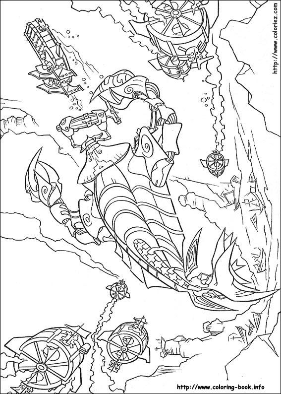 Ausmalbilder Ninjago Gesicht: 125 Best Images About Atlantis Colouring Pages On