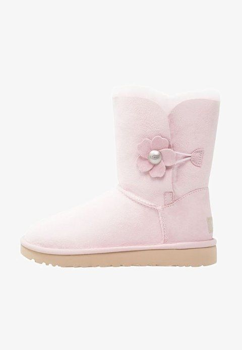 54e0344e21a BAILEY BUTTON POPPY - Classic ankle boots - poppy seashell pink ...