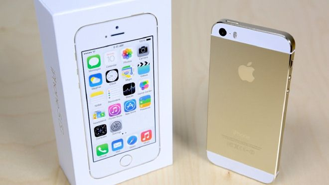 IPHONE 5 S DA 16 GB