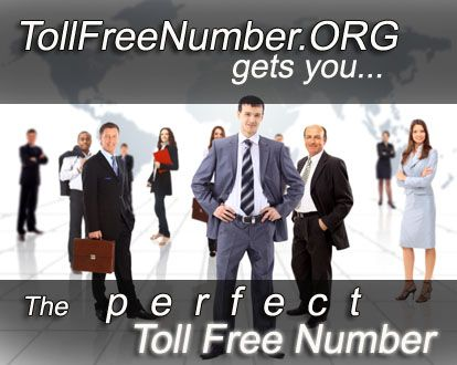 Get the #perfect800number for your #business!