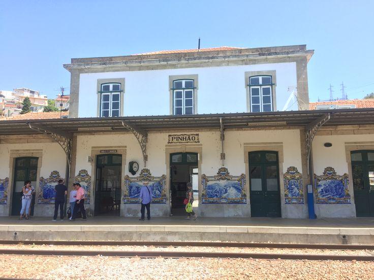 Pinhao trainstation