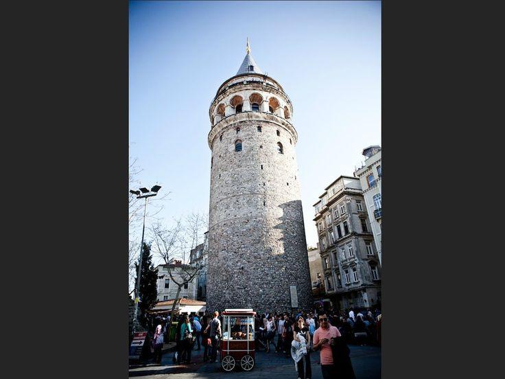 La tour de Galata   Istanbul, Istanbul tours and Voyage