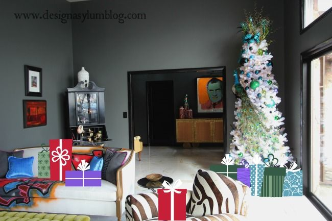 Merry and Bright Holiday Home Tour Part 3