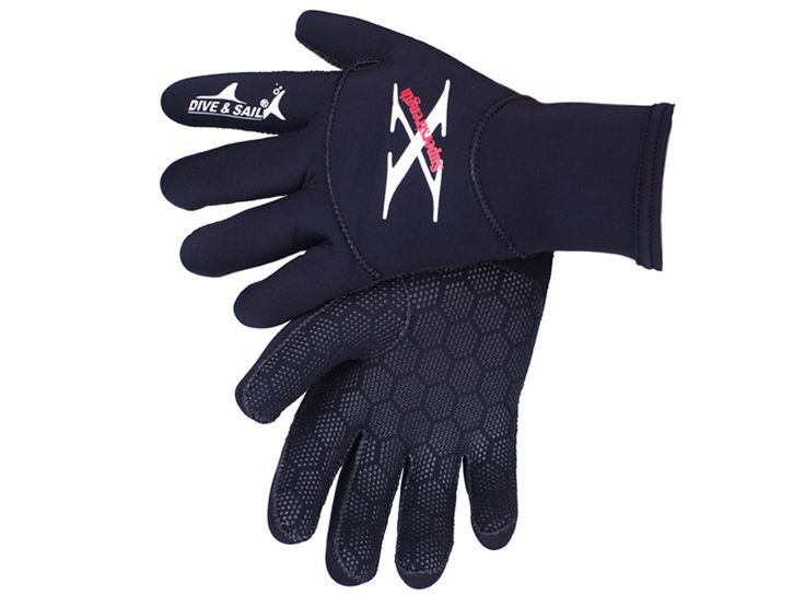 Free shipping 3mm brand new diving gloves dive&sail dive glove Neoprene High Quality Gloves for Swimming Keep Warm