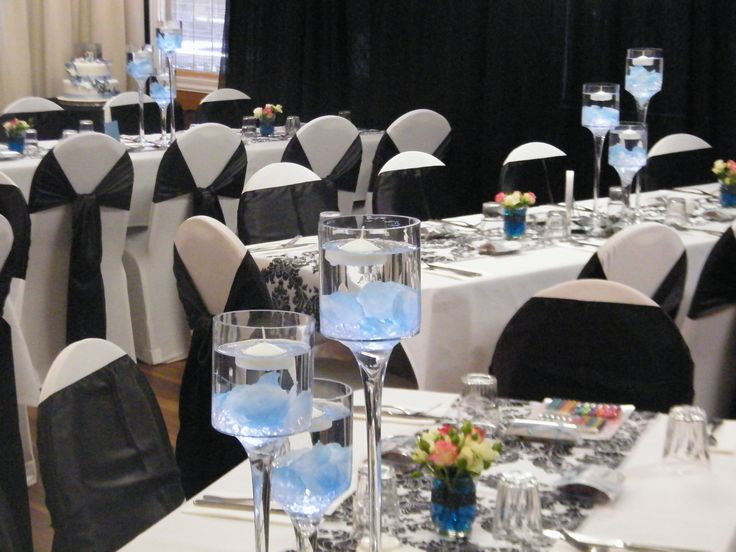 Black & White 21st Birthday - by Toowoomba White Wedding and Event Hire - Weddings, Corporate Functions, Parties, Gala Events {Toowoomba & Surrounding Areas}