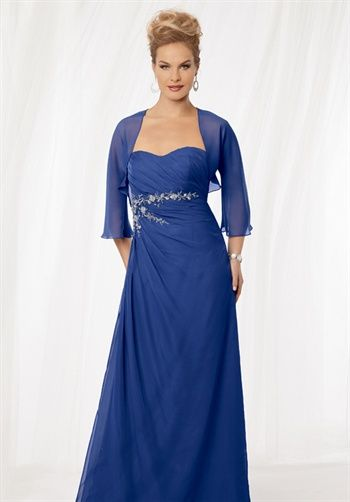 bridesmaid or mother's dress
