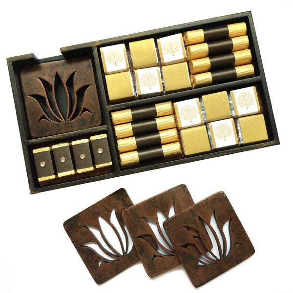 Find delicious chocolate and cookies from our online store at Tajonline.com. For more information click here: http://www.tajonline.com/gifts-to-india/gifts-CLG39.html