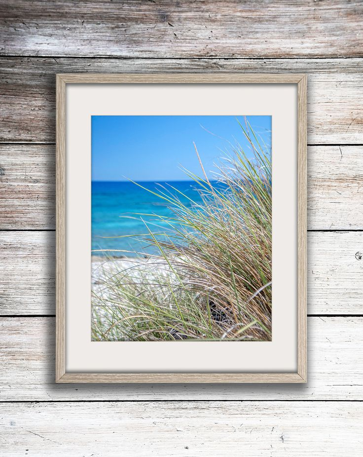Beach Photography Seaside Decor Coastal Art Ocean Aqua Light Green Minimalist Art Blue Summer decor Beach Decor Fine Art Photo Print by LightBluePhotography on Etsy