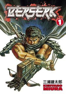 [Reseña de Manga] Berserk #1  Creado por Kenturo Miura Berserk es el caos del manga al extremo -violento horrible y despiadadamente divertido- y el manantial de la serie de anime internacionalmente popular. No es para los aprensivos o para los que se ofenden fácilmente Berserk no pide cuartel y no ofrece ninguno!  Su nombre es Guts el espadachín negro un temido guerrero del que solo se habla en susurros. Portador de una espada gigantesca una mano de hierro y las cicatrices de innumerables…