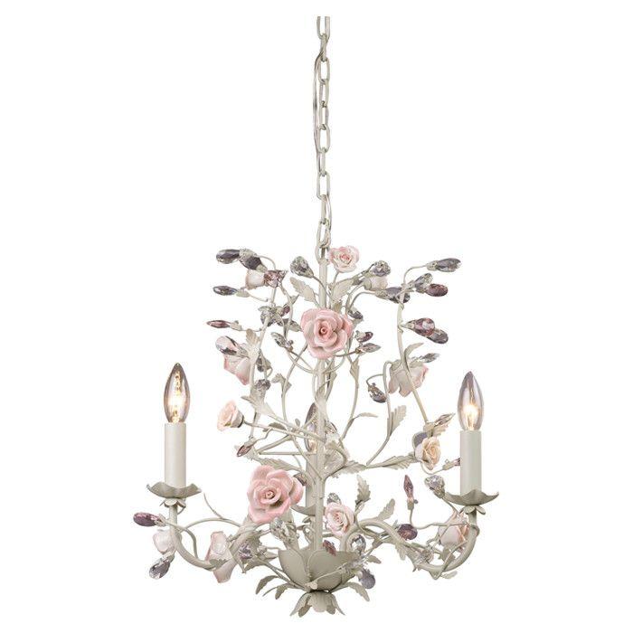 Emma Mini Chandelier - Ceiling Lighting Under $250 on Joss & Main