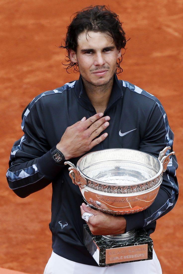 Rafael Nadal, Spain