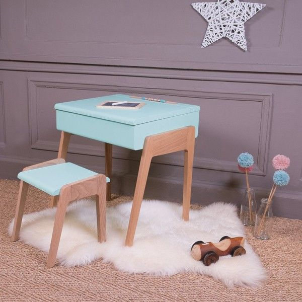 Pastel Colors Kids Room: Kids' Room Inspiration: Pastel Color Desk For Little One's