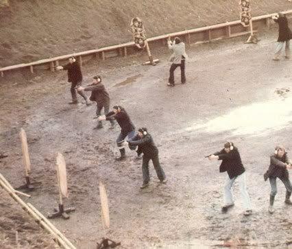 22 SAS - CQB Training PATA late 70s