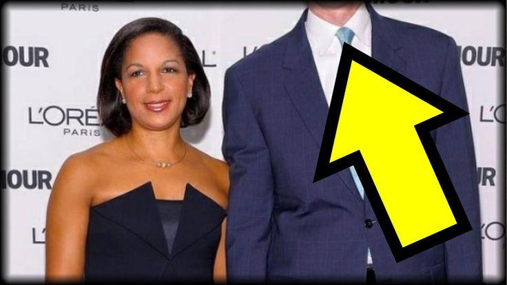 04-06-2017 Susan Rice's husband is Ian Cameron, an ABC News Executive ProducerSub for more: Makes sense now!