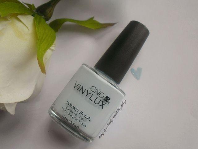CND Vinylux Weekly Nail Polish #183 Greekside