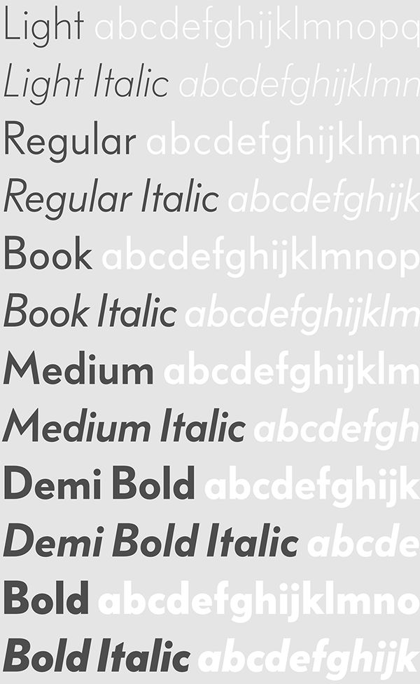 'FF Bauer Grotesk' on Typography Served