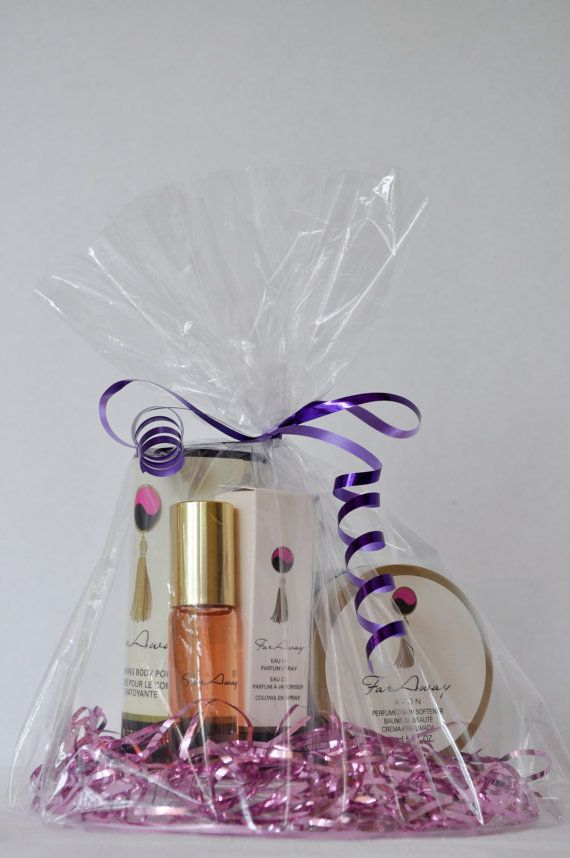 85 best avon gift basket ideas images on pinterest gift ideas avon perfume powder and skin softner gift by youarebeautifulgifts 1800 negle Image collections