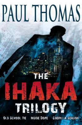 Cover image for The Ihaka trilogy