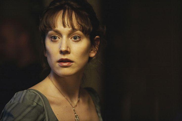 Hattie Morahan as Elinor Dashwood in the 2008 Sense and Sensibility