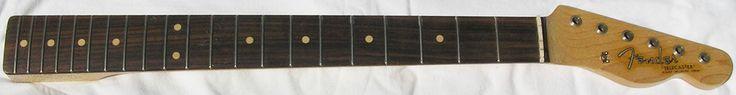 1964 Fender Telecaster neck Mint Tele neck 64 no reissue RARE Vintage No Reserve