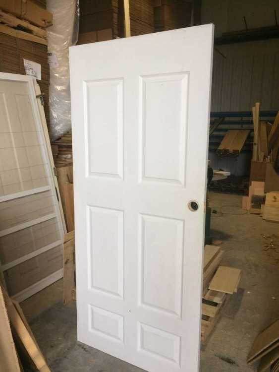 have 5 six panel door slabs for sale almost like new standard rh pinterest com