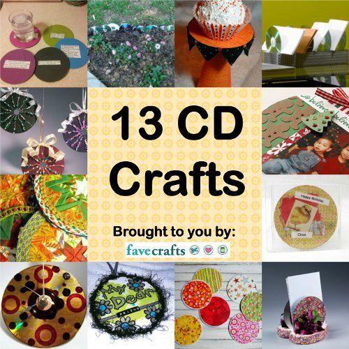 13 CD Crafts