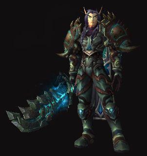 Paladin Warrior Transmog