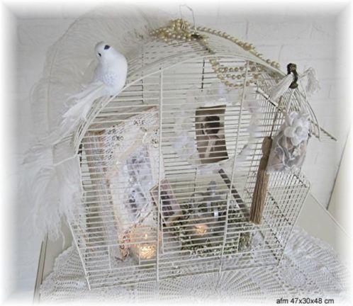17 beste idee n over vogelkooi decoratie op pinterest for Vogelkooi decoratie