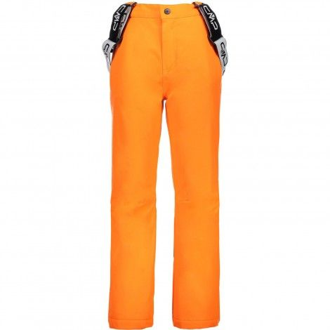 CMP Salopette skibroek junior orange fluo