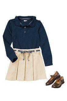 School Uniforms on Sale! - WomanlyWoman.com