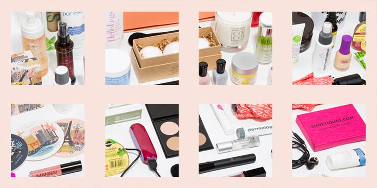 20 best beauty subscriptions