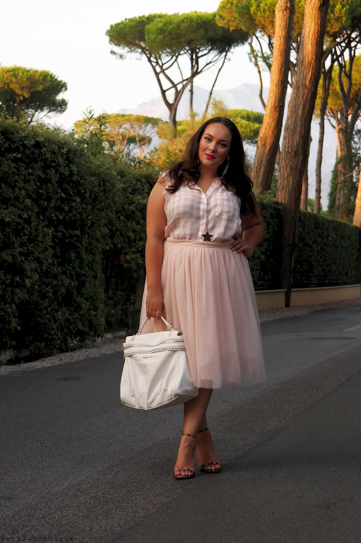 OUTFIT || Una gonna di tulle come in Sex&TheCity ~ Stylosophique - Style and Lifestyle Blog di Iris Tinunin