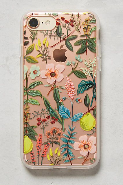 Rifle Paper Co. iPhone 7 Case #anthrofave