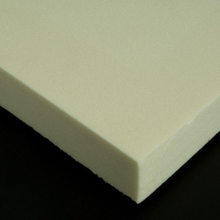 POLIURETANO RÍGIDO - Las planchas de espuma de poliuretano rígido vienen en tres grosores y en varios formatos. Son perfectas para aislamientos o confección de ficticios y esculturas.
