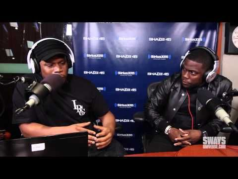 JESSIE SPENCER: Sway In The Morning: Kevin Hart Goes In On Mike Epps and Mad TV's Aries Spears After Both Comics Recently Bad Mouthed Him (Video)
