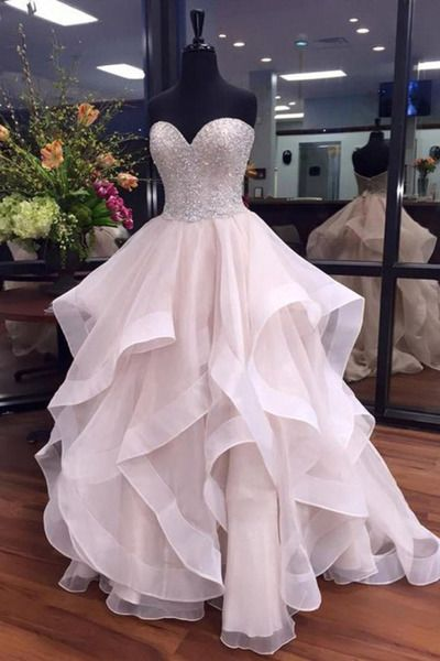 Ball Gown Beading Charming prom dress, sexy prom dress,Charming prom dress, long prom dress,prom dresses, elegant prom dress, prom dress Z71