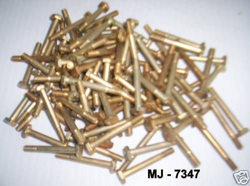 Package of Machine Bolts (NOS) #Unknown