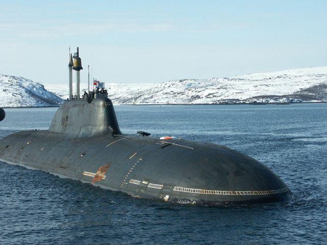 "K-154 ""Tiger"" Akula Class Submarine #warships #submarine"
